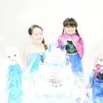 Bolo Festa Frozen da Isabella e Giovanna