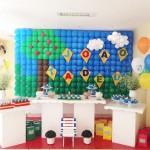 Decoração Festa Pipas