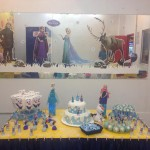 Festa Frozen da Maria Luiza