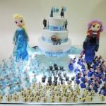 Festa Frozen da Isabella e Giovanna!