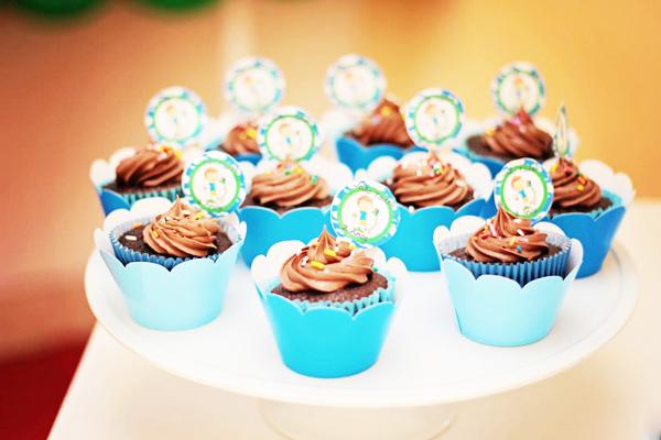 Cupcakes Festa Pipas