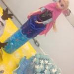 Doces Festa Frozen da Maria Luiza