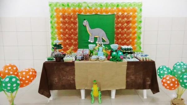 Festa Dinossauro