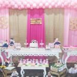 Festa Fazendinha Menina Rosa
