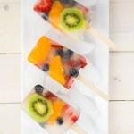 Picolé de Frutas – Passo a Passo com receita!