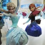 Lembrancinha Festa Frozen da Isabella e Giovanna