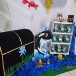 Lembrancinhas Festa Fundo do Mar do Matheus