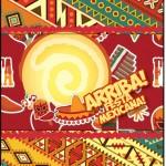 Bala Personalizada Festa Mexicana