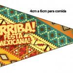 Bandeirinha Festa Mexicana