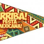 Bandeirinha Sanduiche 4 Festa Mexicana