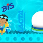 Bis Duplo Pool Party Menino Moreno