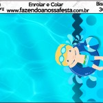 Bisnaga Brigadeiro Pool Party