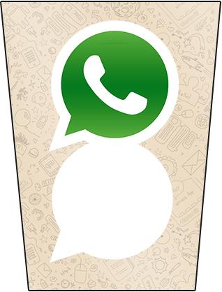 Bisnaga Flip Top Whatsapp