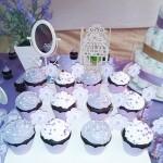 Cupcakes Chá de Bebê Tema Passarinhos