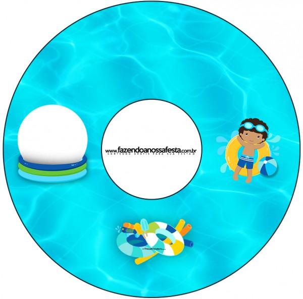 CD DVD Pool Party Menino Moreno