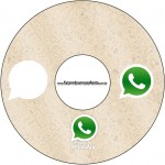 CD DVD Whatsapp