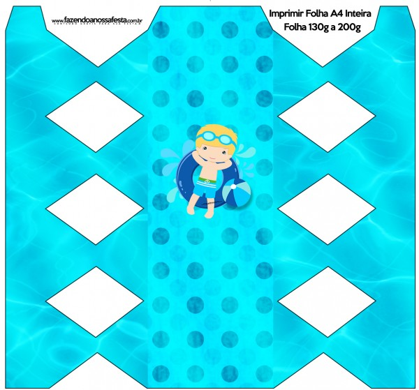 Caixa Bala Pool Party