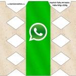 Caixa Bala Whatsapp