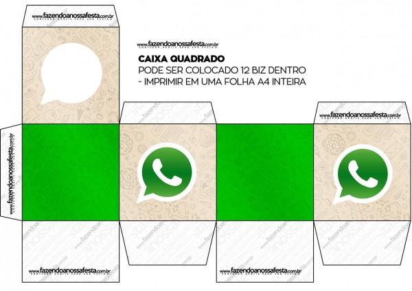 Caixa Bis 1 Whatsapp
