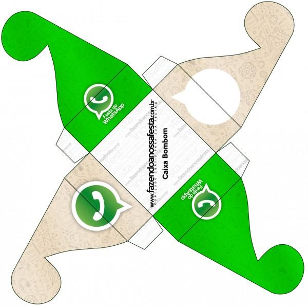 Caixa Bombom Whatsapp