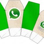 Caixa China in Box Whatsapp