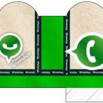 Caixa Coração Whatsapp