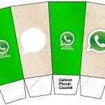 Caixa Pipoca Whatsapp