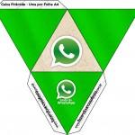 Caixa Pirâmide Whatsapp