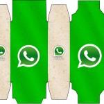 Caixa Sabonete Whatsapp