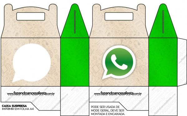 Caixa Whatsapp