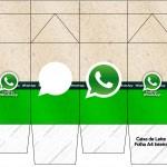 Caixa de Leite Whatsapp