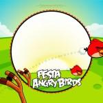 Vamos imprimir e fazer uma super Festa Angry Birds?!