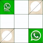 Convite Caixa Fundo Whatsapp