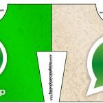Convite Camisa Whatsapp