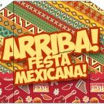 Convite Envelope Festa Mexicana