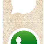 Convite Pirulito Whatsapp