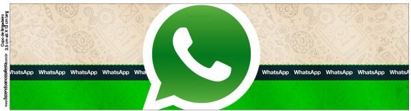Copo de Brigadeiro Whatsapp