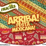Creminho Nucita Festa Mexicana