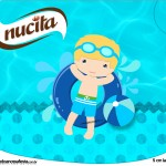 Creminho Nucita Pool Party