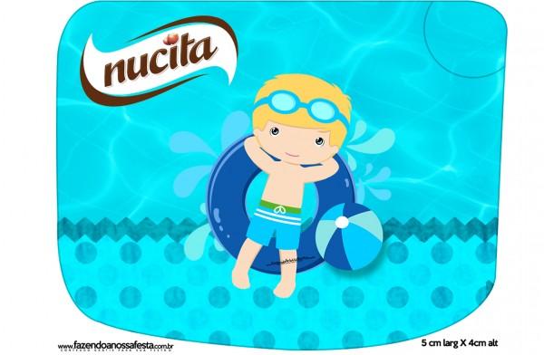 Creminho Nucita Pool Party