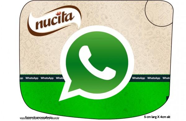 Creminho Nucita Whatsapp