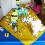 Festa Minions da Marina