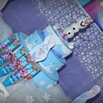 Bolo Festa Frozen da Lívia e Beatriz