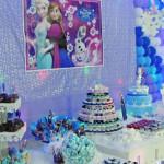 Festa Frozen da Lívia e Beatriz
