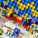 Decoração Festa Galinha Pintadinha da Mariana