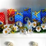 Caixa de Leite Festa Galinha Pintadinha da Mariana