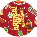 Enfeite Canudinho Festa Mexicana