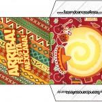 Envelope CD DVD Festa Mexicana