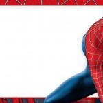 Etiqueta Escolar Personalizada Homem Aranha 4