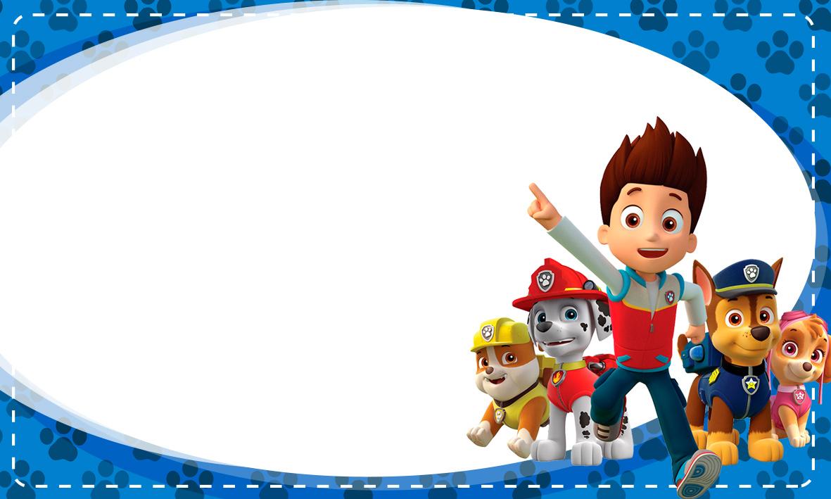 Etiqueta escolar personalizada patrulha canina fazendo a for Toy story 5 portada